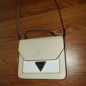 Guess Beige Crossbody Bag